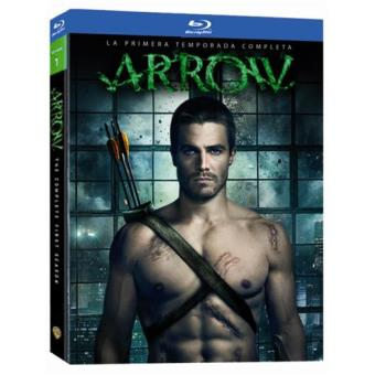 ArrowArrow - Temporada 1 - Blu-Ray