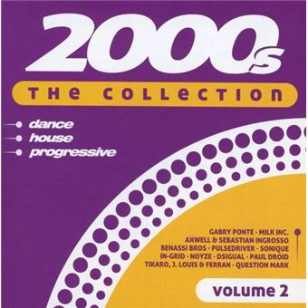 2000s The Collection - Vol. 2 - 2 CD