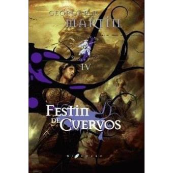 Canción de Hielo y Fuego 4. Festín de cuervos. Edición especial