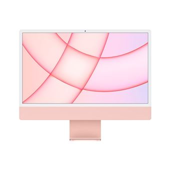 iMac con Pantalla Retina 4.5K 24'' M1 8C/8C 8/512GB Rosa