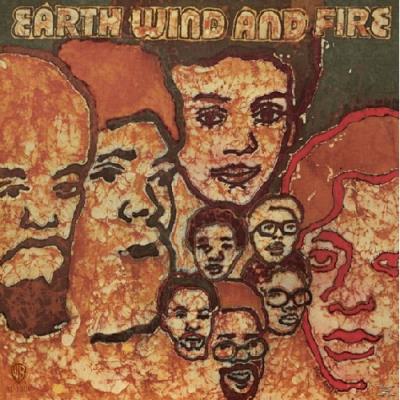 Earth, Wind & Fire - Vinilo