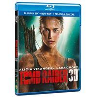 Tomb Raider (2018) - 3D + Blu-Ray