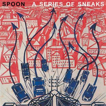 A Series of Sneaks - Vinilo