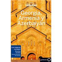 Lonely Planet - Georgia, Armenia y Azerbaiy