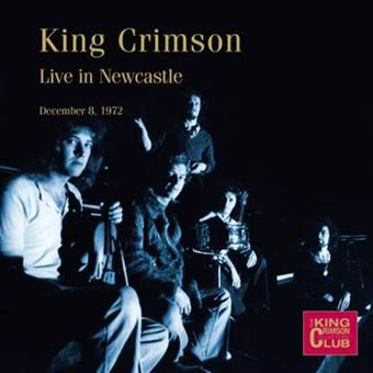 Live in Newcastle 8th December 1972