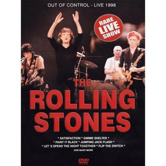 Out Of Control. Live 1998 (Formato DVD)