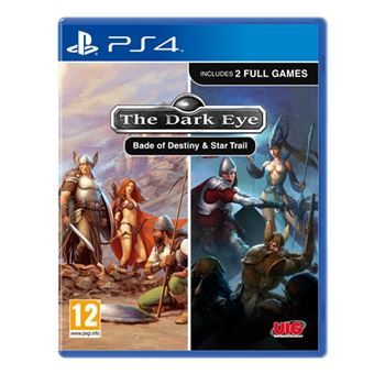 The dark eye compilation PS4