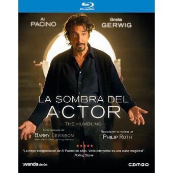 La sombra del actor - Blu-Ray
