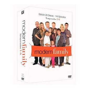 Modern FamilyModern Family - Temporadas 1 - 6 - DVD