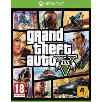 GTA V - Grand Theft Auto Xbox One