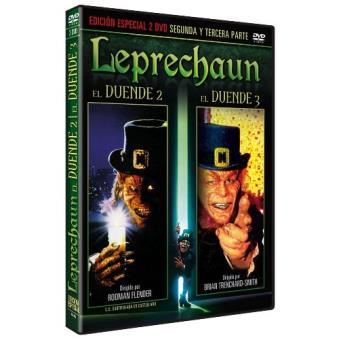 Leprechaun 2 + Leprechaun 3 - DVD