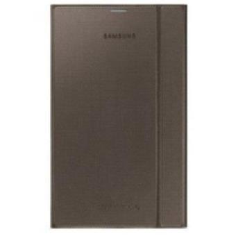 Samsung Book Cover para Samsung Galaxy Tab S 8.4 color bronce Funda