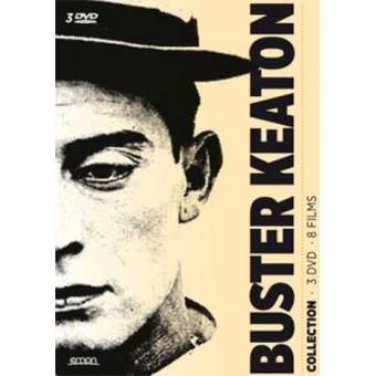 Pack Buster Keaton Collection - DVD