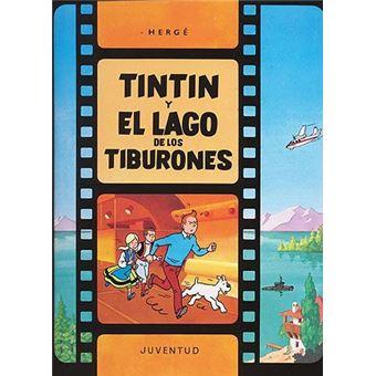 Las aventuras de Tintín 22. Tintín y el lago de los tiburones