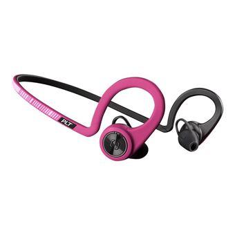 Auriculares deportivos Plantronics BackBeat Fit II Bluetooth Fucsia