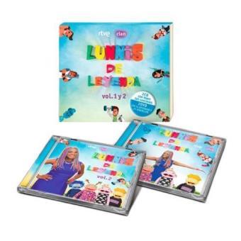 Lunnis de Leyenda (CD + DVD) - Ed. Regalo