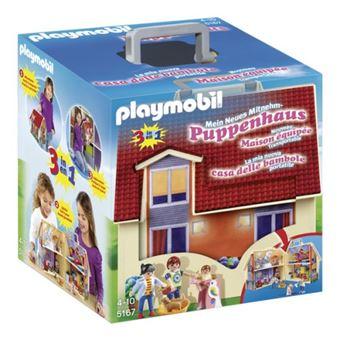 Playmobil: Casa de Muñecas Maletín