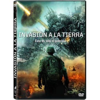 Invasión a la Tierra - DVD