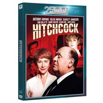 Hitchcock -  Ed 25 Aniversario Fox Searchlight - DVD