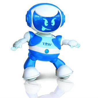 Robot Partybot azul