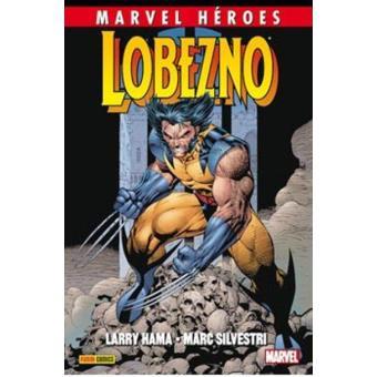 Lobezno. Marvel Heroes