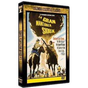 La gran matanza sioux - DVD