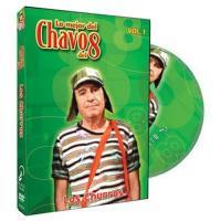 Lo mejor del Chavo del 8 (Volumen 1) - DVD