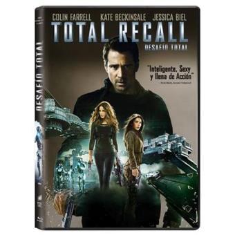 Total Recall: Desafío total - DVD