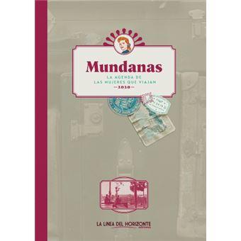 Agenda 2020 Mundanas - Agenda de las mujeres que viajan