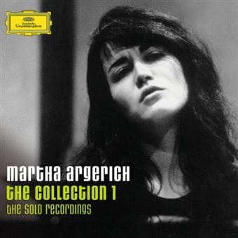 Box Martha Argerich: The Solo Piano Recordings