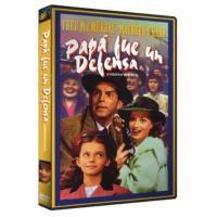 Papá fue un defensa - DVD