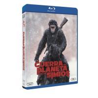 La guerra del planeta de los simios - Blu-Ray