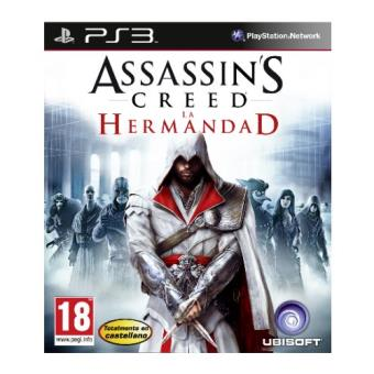Assassin's Creed La Hermandad Limited Codex Edition PS3