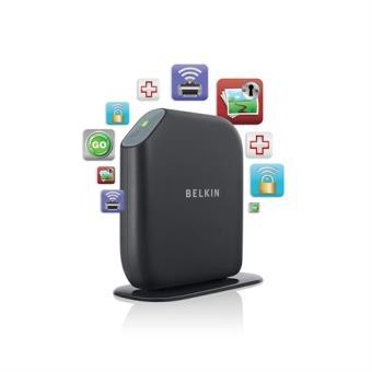 Belkin SHARE Modem Router WiFi + puerto USB