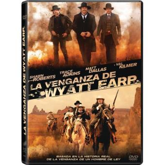 La venganza de Wyatt Earp - DVD