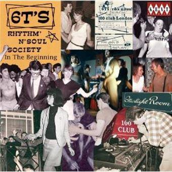 6T'S Rhythm Soul Society In The Beg