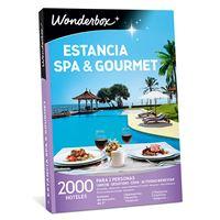 Caja Regalo Wonderbox - Estancia spa & gourmet