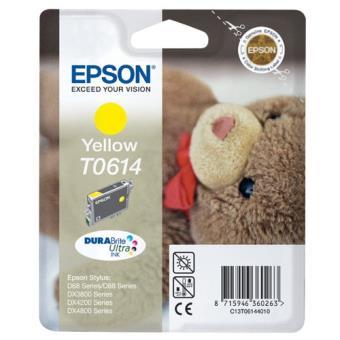 Epson T0614 Tinta amarilla