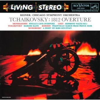 Tchaikovsky.Overture Solennelle: Reiner