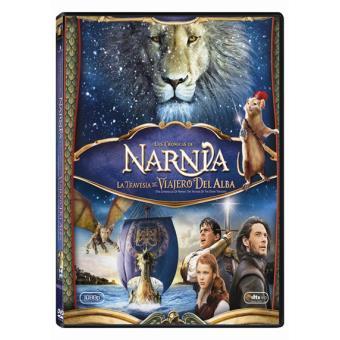Las crónicas de Narnia: La travesía del Viajero del Alba - DVD