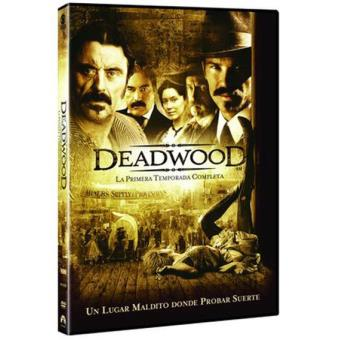 Deadwood - Temporada 1 - DVD