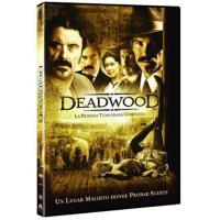 Deadwood - Temporada 1 - DVD