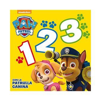 Paw Patrol: 1, 2, 3 con la patrulla canina