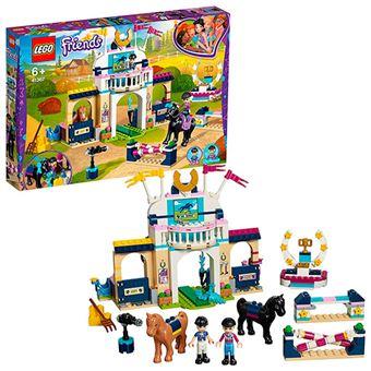 LEGO Friends 41367 Concurso de Saltos de Stephanie