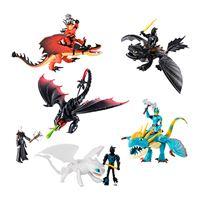 Dragón & Vikingo Bizak- Varios modelos