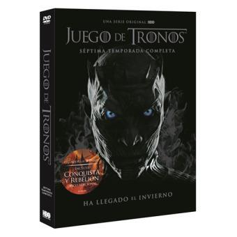 Juego de Tronos - Temporada 7 - DVD