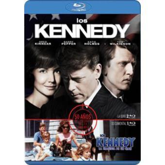 Pack Los Kennedy + Los Kennedy: La tragedia de un clan - Blu-Ray