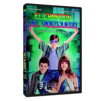 El campeón del videojuego - DVD