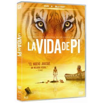 La vida de Pi (DVD + Blu-Ray) - DVD