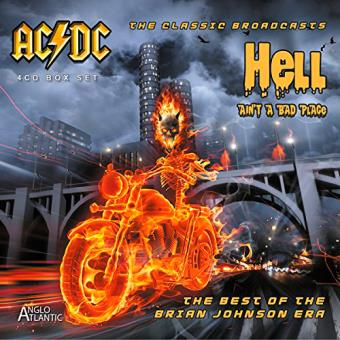 Hell Ain't a Bad Place. The Best of the Brian Johnson Era (4 CD)